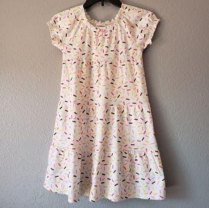 NWT Gymboree 5 STRIPES /& ANCHOR Kid Girls Pink Rope Strap Cotton Sundress Dress